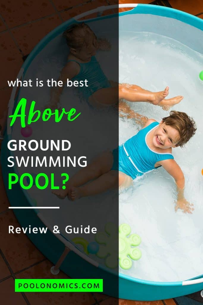 Want to build your own swimming pool but stuck on a budget? Getting an above ground pool is one option, as they're both cheaper and easier to maintain (unlike an inground pool). This guide covers everything you need to know when looking to buy an above ground pool. #poolonomics #abovegroundpool #landscaping