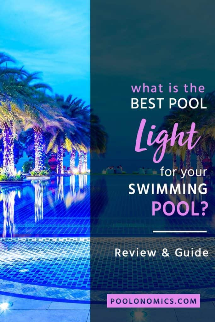 When the summer comes, the luxury of a night-time swim at home is one of the best things about owning your own swimming pool. In this guide, we'll be looking at the best type of pool lighting available, and comparing each of them to find out which one is right for you. #poolonomics #poolaccessories  #pooltoys