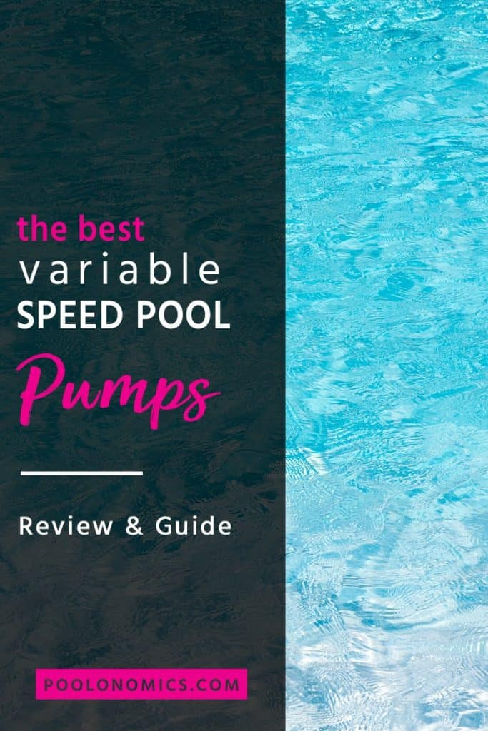 Variable speed pool pumps help keep your pool well-maintained without having to deal with absurd energy consumption costs. In this article, We'll break down and review the best products in this category, as well as everything you need to know before purchasing. #poolonomics #poolcare #homemaintenance
